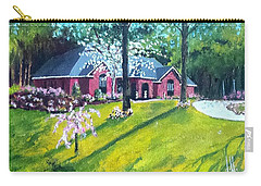 Home In Batesville, Ms Carry-all Pouch