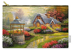 Home Is Where You Find Real Love Carry-all Pouch