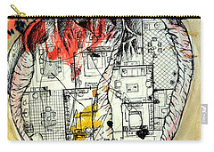 Home Carry-all Pouch by Paulo Zerbato