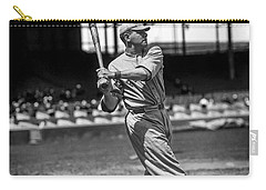 Home Run Babe Ruth Carry-all Pouch