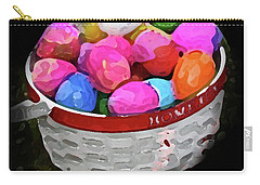 Home Run Carry-all Pouch by Kim Henderson