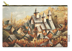Homeland Carry-all Pouch by Vali Irina Ciobanu