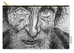 Homeless Mr. Craig Carry-all Pouch