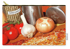 Homemade Pizza Carry-all Pouch