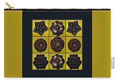 Homemade Pralines Carry-all Pouch by Marija Djedovic