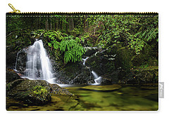 Homesite Falls Autumn Serenity Wide Carry-all Pouch