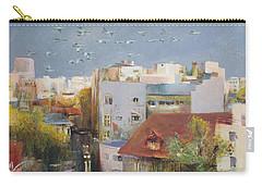 Hometown Carry-all Pouch by Vali Irina Ciobanu