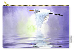 Homeward Bound Carry-all Pouch by Cyndy Doty