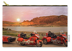 Honda Goldwing Bike Trike And Trailer Carry-all Pouch