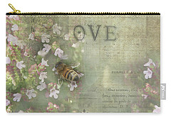 Honey Love Carry-all Pouch