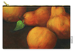Honey Pears Carry-all Pouch