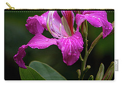 Hong Kong Orchid Carry-all Pouch