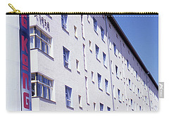 Honk Kong And Building In Berlin Carry-all Pouch