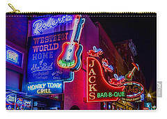 Honky Tonk Broadway Carry-all Pouch