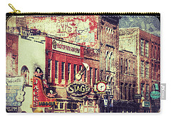 Honky Tonk Row - Nashville Carry-all Pouch