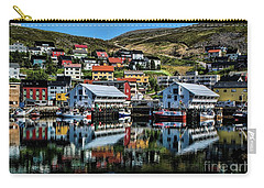 Honningsvag, Norway Carry-all Pouch
