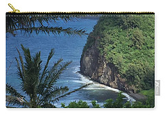 Carry-all Pouch featuring the photograph Honolii by Lehua Pekelo-Stearns