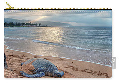 Honu Welcome Carry-all Pouch