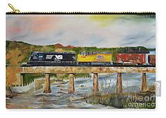 Hooch - Chattahoochee River - Columbus Ga Carry-all Pouch