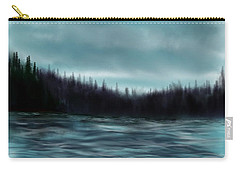 Hood Canal Puget Sound Carry-all Pouch