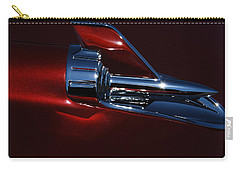 1957 Chevy Belair Hood Rocket Abstract Carry-all Pouch