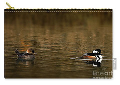 Hooded Mergansers Carry-all Pouch