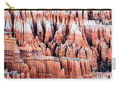 Hoodoos At Bryce Canyon Utah Carry-all Pouch