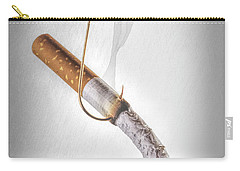 Hooked Carry-all Pouch by Tom Mc Nemar