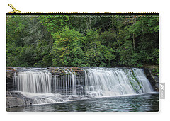 Hooker Falls Carry-all Pouch by Steven Richardson