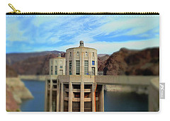Hoover Dam Intake Towers No. 1 Carry-all Pouch