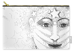 Hope And Rebirth Carry-all Pouch by Helena Tiainen