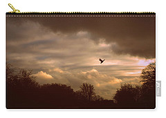 Carry-all Pouch featuring the photograph Hope by Jessica Jenney