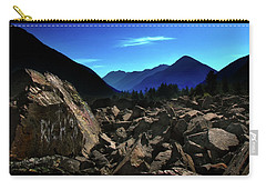 Carry-all Pouch featuring the photograph Hope by John Poon