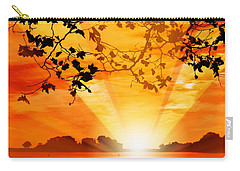 Hope Rises Carry-all Pouch