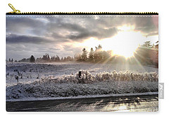 Carry-all Pouch featuring the photograph Hope  by Rory Sagner