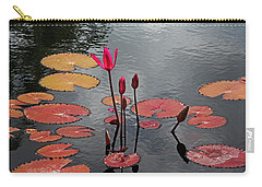 Carry-all Pouch featuring the photograph Hopefully Ever After by Michiale Schneider