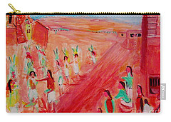 Hopi Indian Ritual Carry-all Pouch
