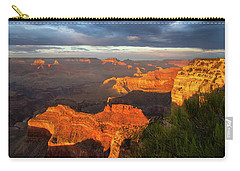 Hopi Point Sunset 1 Carry-all Pouch by Arthur Dodd
