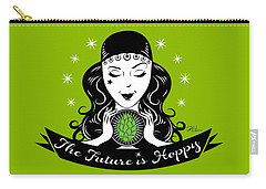 Hoppy Fortune Teller Carry-all Pouch