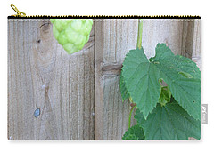 Hops On Fence Carry-all Pouch