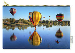 Hor Air Balloons 2 Carry-all Pouch