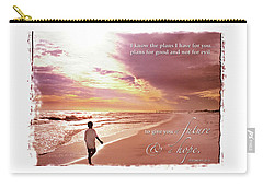 Horizon Of Hope Carry-all Pouch