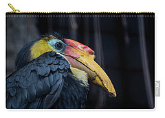 Hornbilled Bird Carry-all Pouch