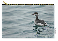 Horned Grebe Carry-all Pouch