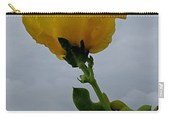 Horned Poppy Carry-all Pouch by John Topman