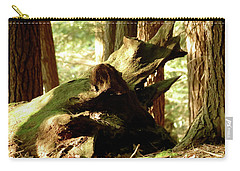 Horned Tree Carry-all Pouch