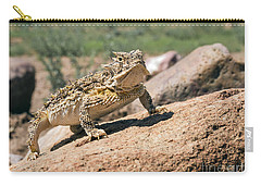 Horny Toad Carry-all Pouch