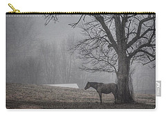 Horse And Tree Carry-all Pouch