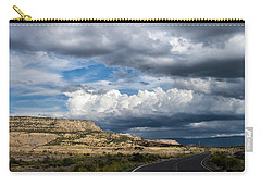 Horse Canyon By De Beque Colorado Carry-all Pouch