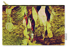 Horse Legs Carry-all Pouch
